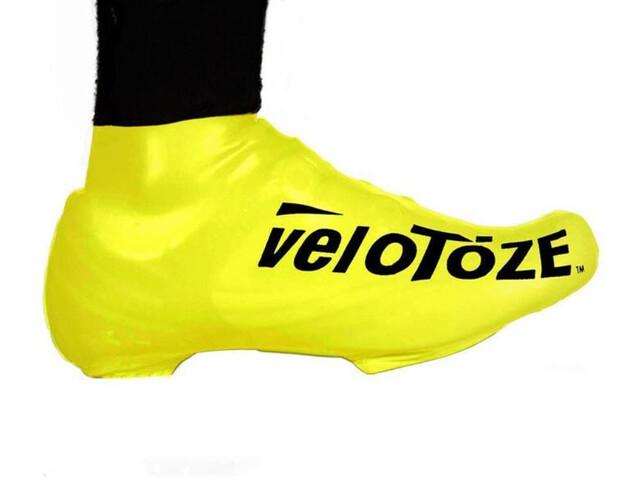 veloToze Road 2.0 Surchaussures Short, yellow